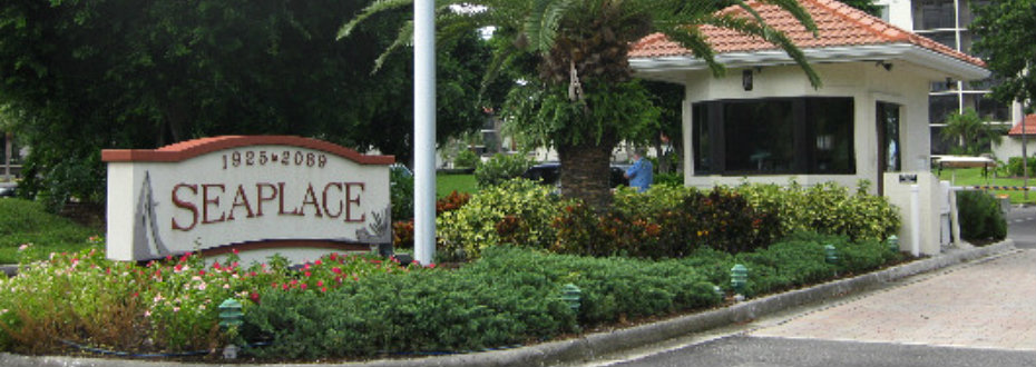 Entrance to Seaplace