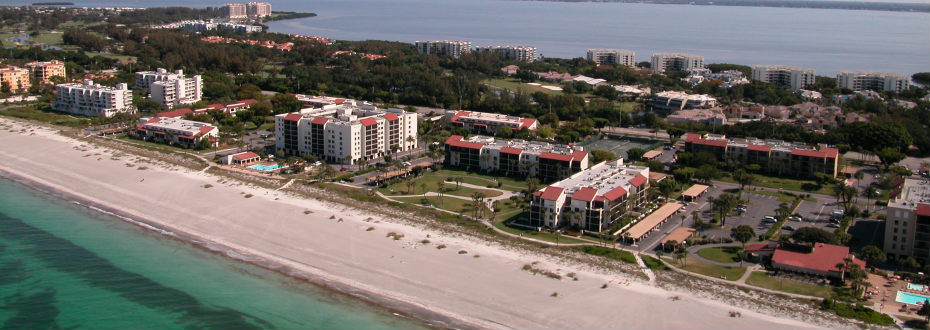Seaplace condos on Longboat Key
